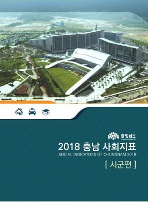 2018 충남 사회지표 조사 보고서 시군편