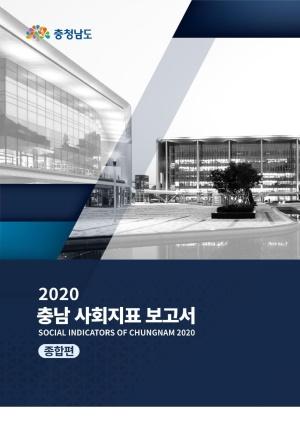 2020 충남 사회지표 조사 보고서 종합편