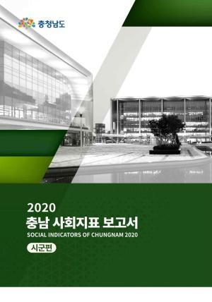 2020 충남 사회지표 조사 보고서 시군편